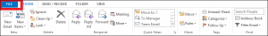 configure pop account in Outlook