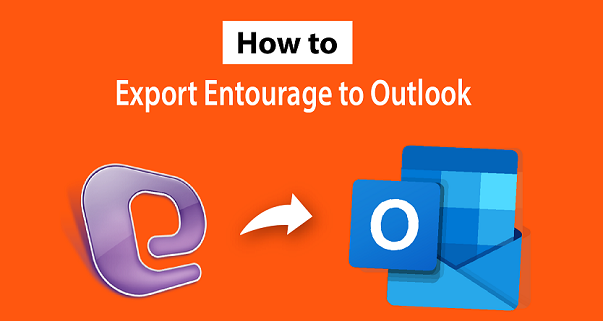 transfer data from entourage to outlook